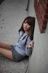 @  0784 (^o^y) Tags: woman girl lady asian model taiwan showgirl ntu sg taiwanese