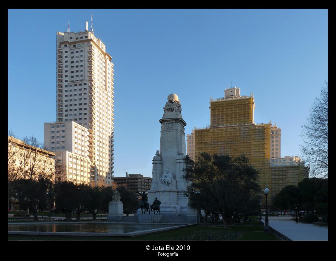 Plaza de España II