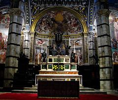 Sienna, Italy (Bumpy Tours) Tags: italy siena cathdral bumpytours