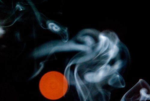 Day #33 - Smoke