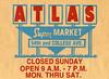 Atlas Super Market (Namey McNamerson) Tags: market indianapolis indiana super supermarket atlas grocery