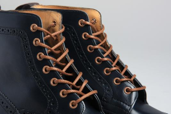 Trickers Brogue boot 03