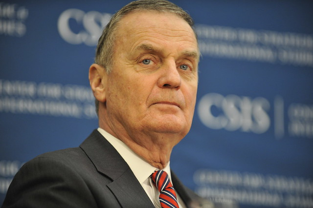 Statesmen's Forum: National Security Advisor James Jones by CSIS: Center for Strategic & International Studies