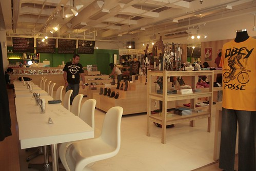 canteen at trilogy boutique
