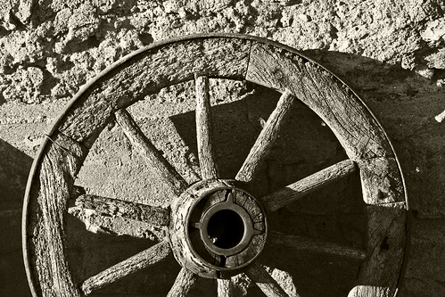 Ricetto of Magnano, Wheel (by storvandre)