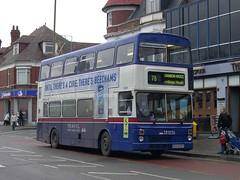 TWM MCW Metrobus ROX659Y, 2659 (MCW1987) Tags: green garage kings heath 76 metrobus twm mcw 2659 acocks rox659y