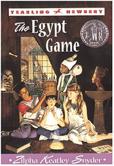 4336061867 93b7002a9b m Top 100 Childrens Novels #79: The Egypt Game by Zilpha Keatley Snyder