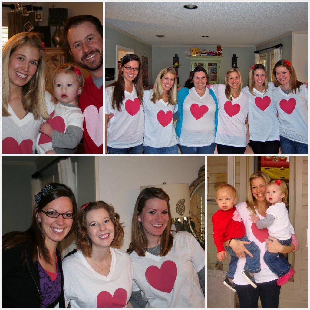 heart shirts