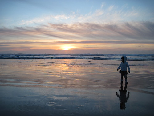 Imogen at Cannon Beach I
