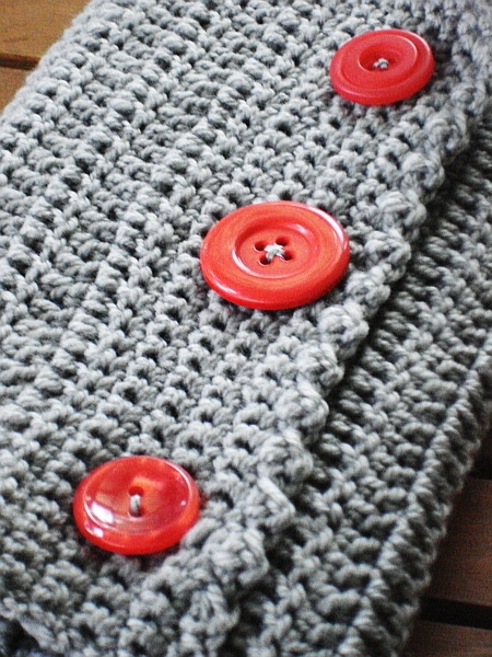 grey neck warmer for the market