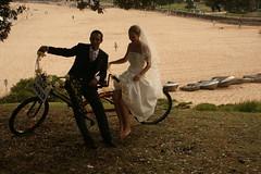 PhotoTimeMum_096 (blitzbooth) Tags: wedding bike coogee oliviawill