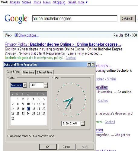 Ranking Online bachelor degree