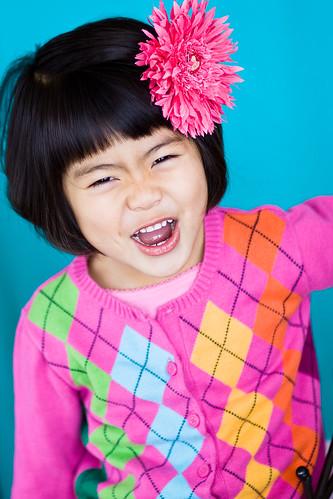 Mia Pink Flower-5