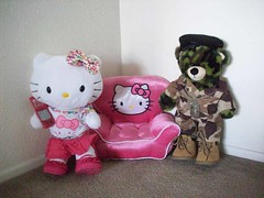 Build-A-Bear...and Kitty