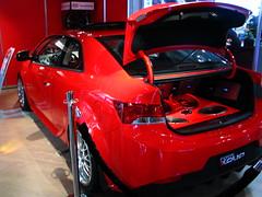 auto show toronto ontario canada cars car automobile metro centre autoshow center canadian international convention vehicle kia 2009 forte 2012 2010 2011 cias koup