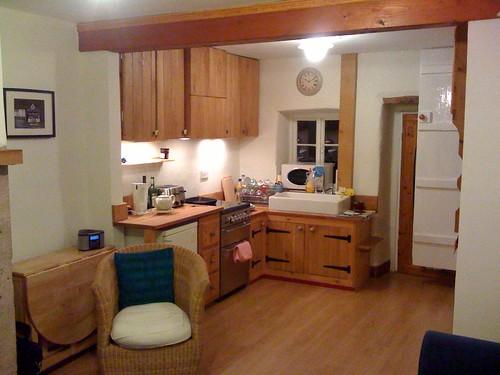 No.3 Mount Pleasant kitchen