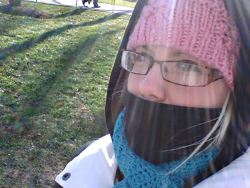 freezin in DC