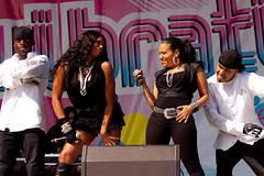 Salt n Pepa @ Good Vibrations 22/02/10