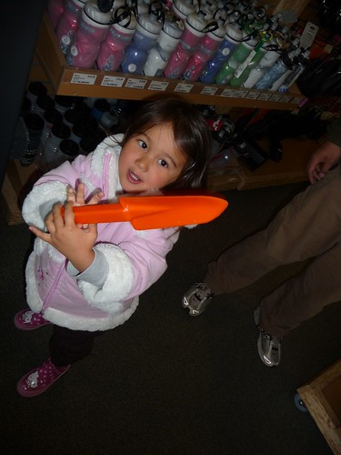 rei shovel for ava.