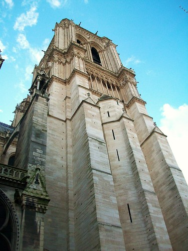 notre dame bell tower