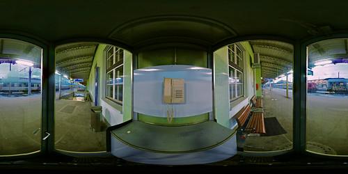 Telefonzelle 360°