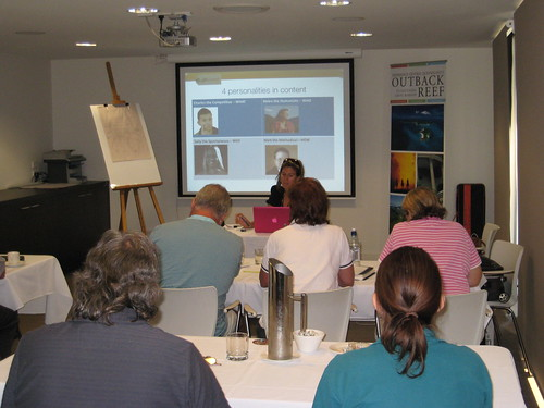 Capricorn Coast Online marketing workshop for Tourism