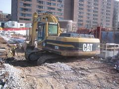 Construction at St. John's On The Lake