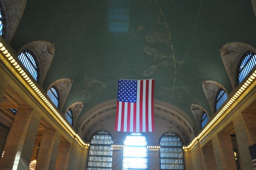 Ceiling @ Grand Central Station