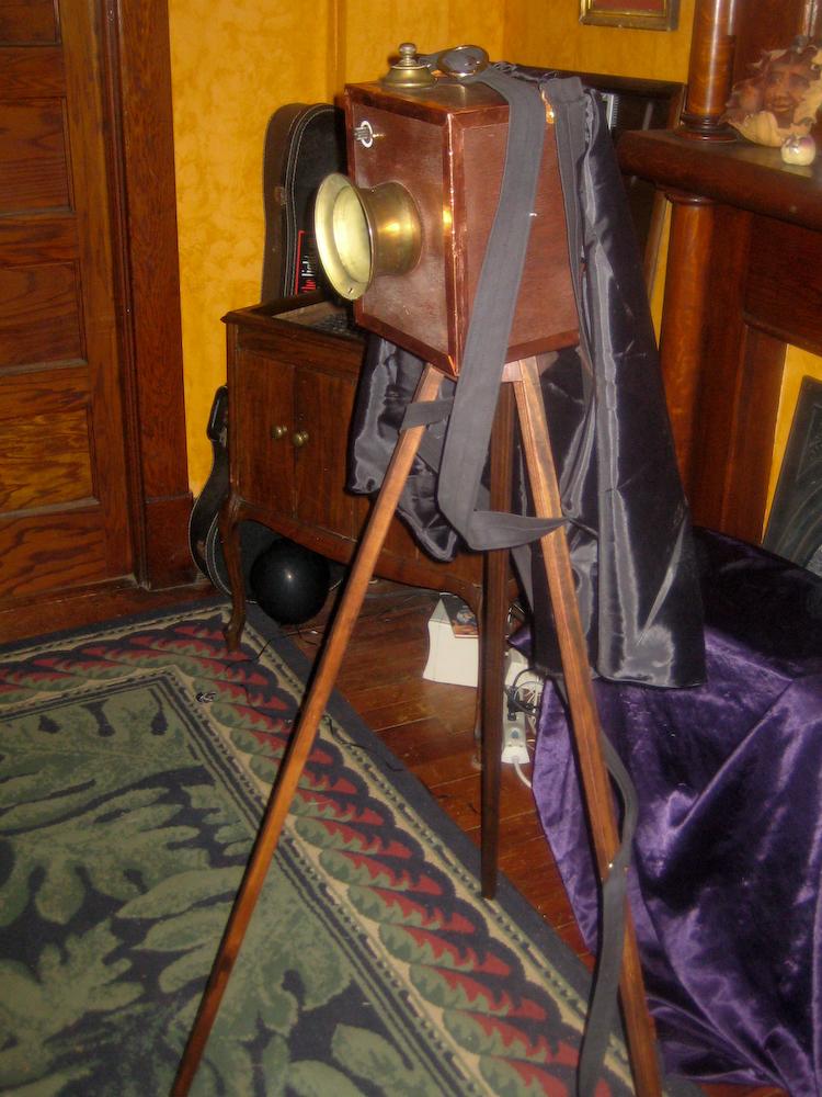 The Camera case