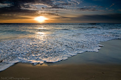 Sun, Surf and Sand, La Jolla (Nick Chill Photography) Tags: ocean california sunset sky beach clouds landscape photography evening sand nikon waves peace pacific image sandiego stock scenic lajolla tokina explore zen spiritual naturesfinest d90 supershot 1116mm nickchill darylbensonreversegradnd darylbensonreversegraduatedneutraldensityfilter