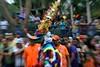 DSC02532 (Ploncito) Tags: santiago dominican republic disfraz dominicana carnaval niño república lechon caballeros santiagodeloscaballeros robalagallina vejiga