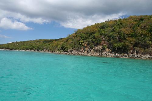 1st snorkel spot - Lana's Cove