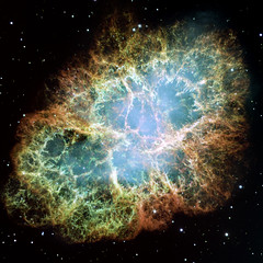 Crab Nebula (NASA Goddard Photo and Video) Tags: space nasa telescope galaxy nebula supernova crabnebula goddard hubble hst hubblespacetelescope goddardspaceflightcenter