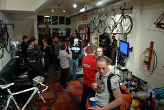 Open House at Portland Bicycle Studio-12