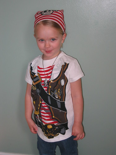 pirate day @ preschool