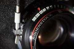 Rodenstock Lens Detail 1