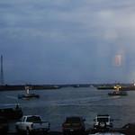 Lynchburg Ferries, through Monument Inn Window 0228101815 thumbnail