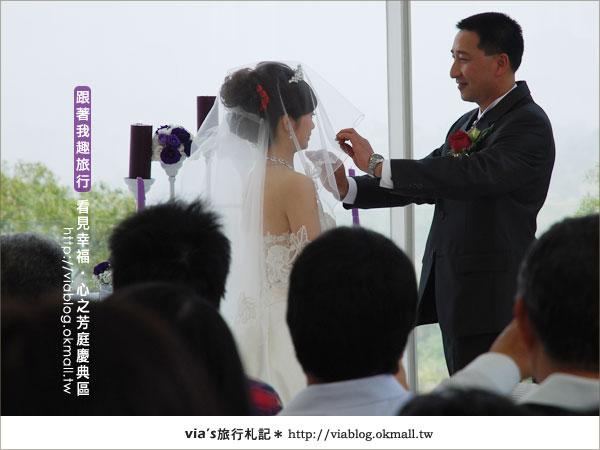 【心之芳庭】幸福婚禮登場~台中心之芳庭慶典區29