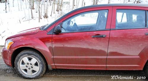 Muddy Car