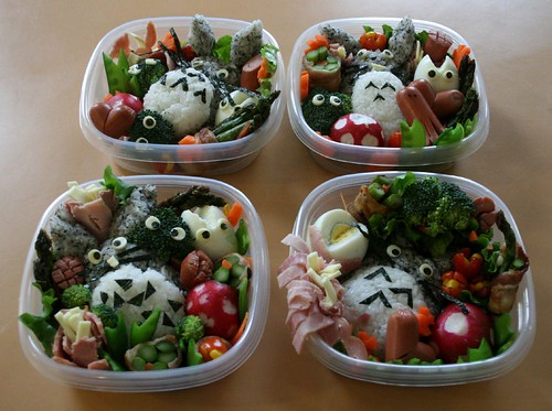 Bento workshop at Wellesly College