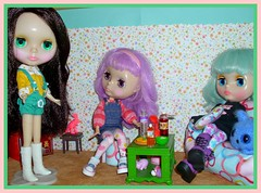 Mairwyn meets Emmie and Pearl