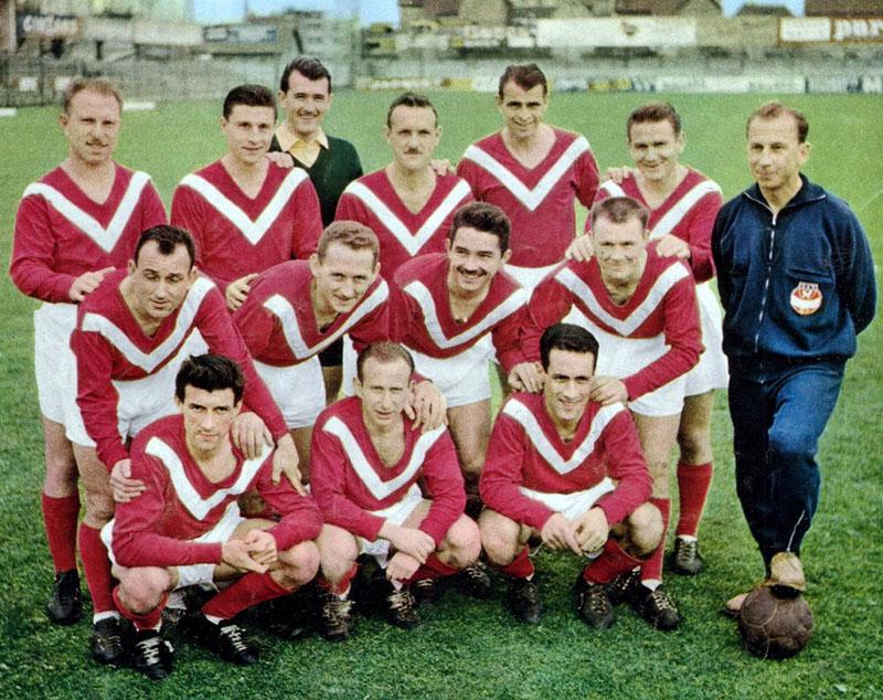 rouen 1960-61