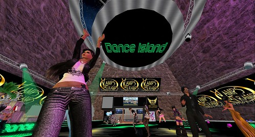 raftwet jewell at dance island
