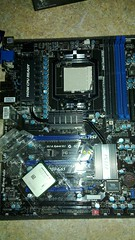 Instalando procesador.
