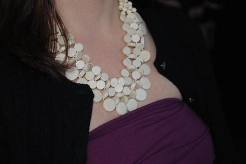 Mayhem and Moxie necklace