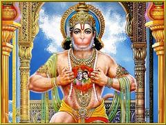 HANUMAN 93 (HANUMAN2000) Tags: monkey hare lanka hanuman krishna hindu sita rama ramayana lakshman vanaras