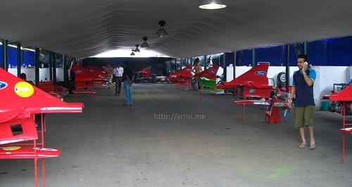 mrf race 117