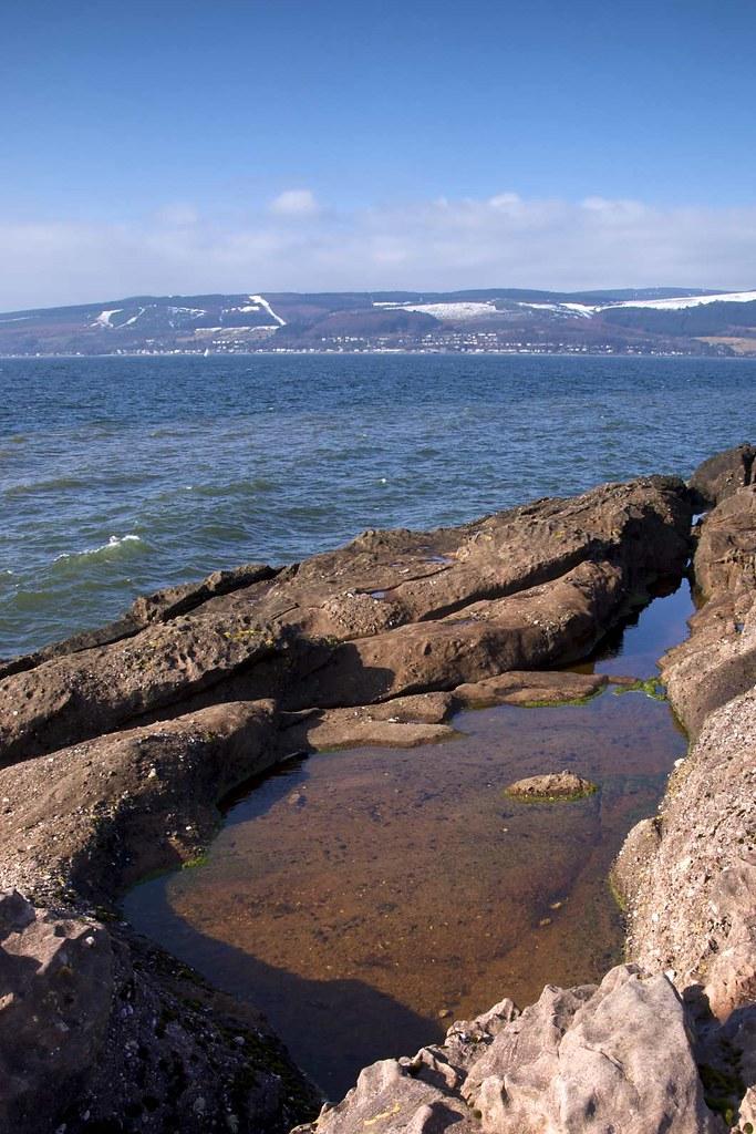 Wemyss Bay rock pool