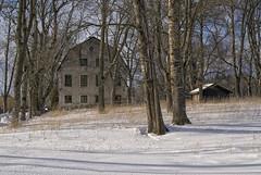 Everlasting construction (Borgabisi (Kris Harrison)) Tags: winter snow sweden nikond200 nikon18200mm kapellskär borgabisi