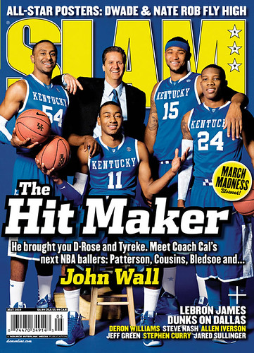 Kentucky slam magazine cover
